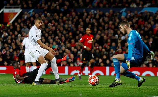 Man Utd tái ngộ PSG, Messi đối đầu với C.Ronaldo ở Champions League - 3