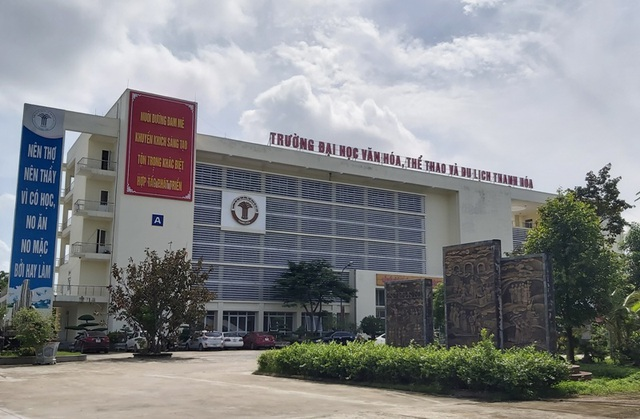 Những hạn chế trong việc tuyển sinh - Nhìn từ một trường ĐH ở Thanh Hóa - 1