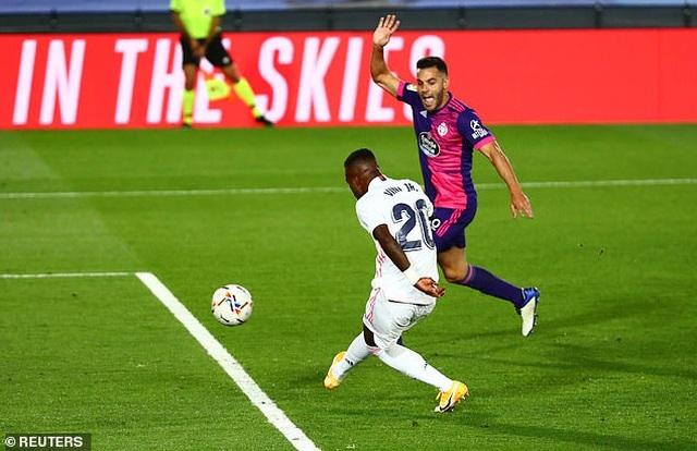 Real Madrid nhọc nhằn giành chiến thắng thứ 2 tại La Liga - 5