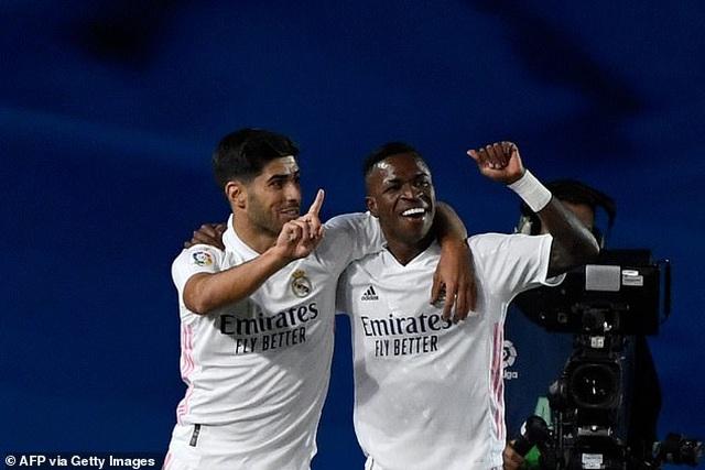 Real Madrid nhọc nhằn giành chiến thắng thứ 2 tại La Liga - 7