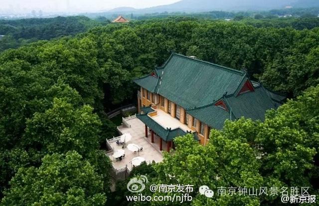 Cung điện hình viên ngọc khổng lồ biểu tượng tình yêu ở Trung Quốc - 5