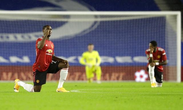 Những khoảnh khắc Man Utd tiếp tục khiến Brighton ôm hận - 1