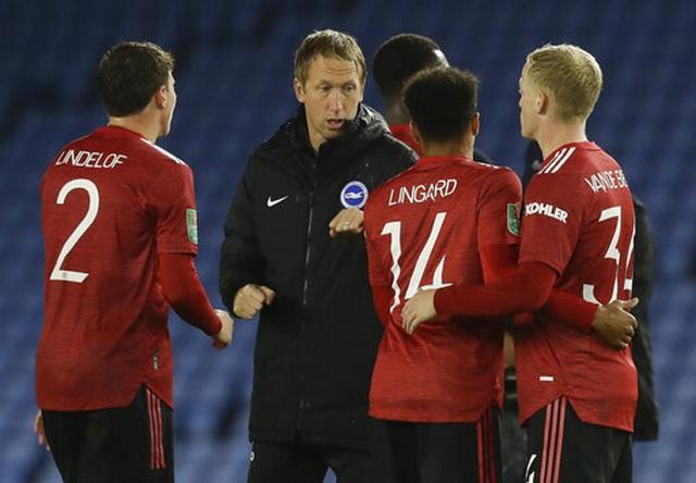 Những khoảnh khắc Man Utd tiếp tục khiến Brighton ôm hận - 16