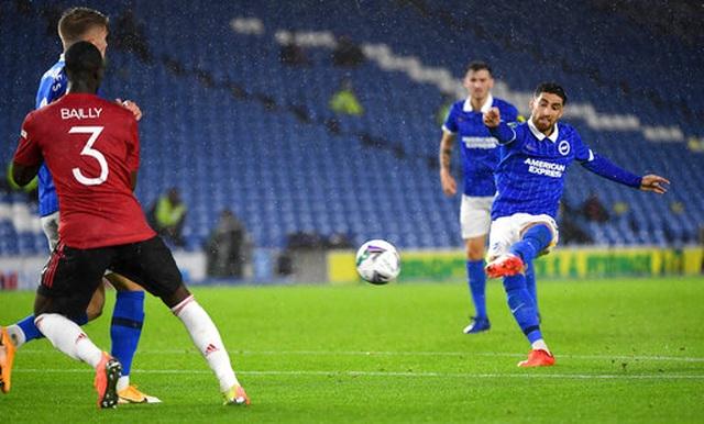 Những khoảnh khắc Man Utd tiếp tục khiến Brighton ôm hận - 4