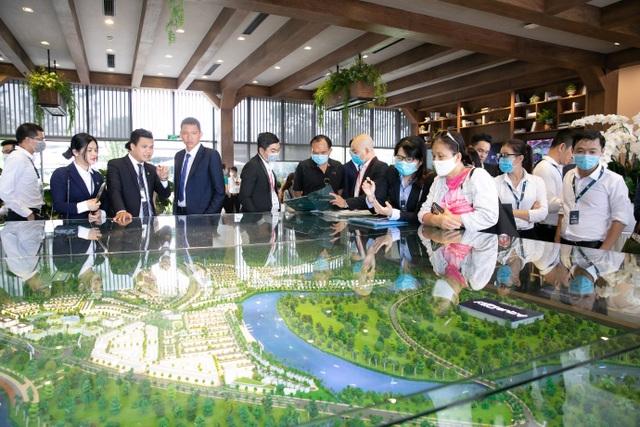 Nhà phố: Lựa chọn đầu tư thông minh khi bất động sản về đúng giá trị thực - 1