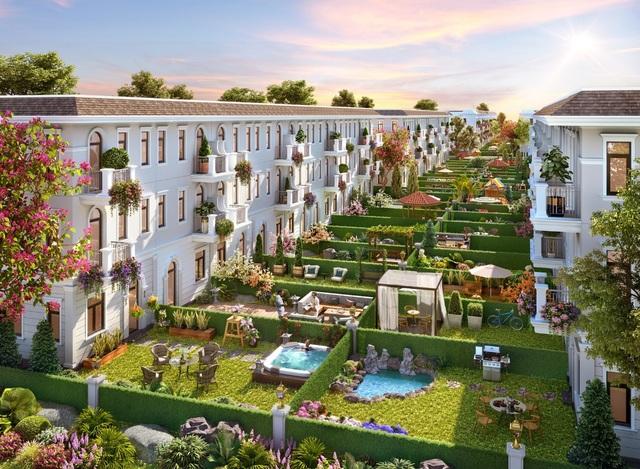 Nhà phố: Lựa chọn đầu tư thông minh khi bất động sản về đúng giá trị thực - 3