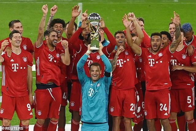 Thắng Dortmund đầy kịch tính, Bayern Munich giành Siêu Cúp Đức - 8