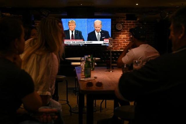 Ông Biden gọi phần tranh luận của ông Trump là nỗi hổ thẹn quốc gia - 2