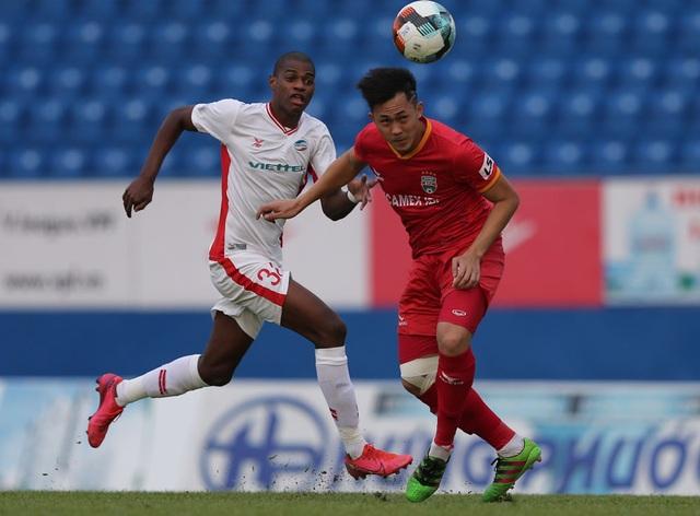 Thua B.Bình Dương, CLB Viettel mất cơ hội lên ngôi đầu bảng V-League - 3