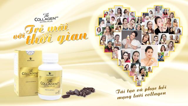 Bổ sung collagen mỗi ngày để có làn da khỏe đẹp - 1