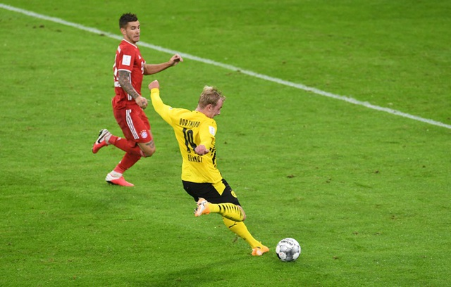 Thắng Dortmund đầy kịch tính, Bayern Munich giành Siêu Cúp Đức - 4