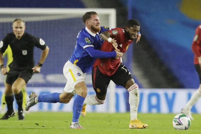 Những khoảnh khắc Man Utd tiếp tục khiến Brighton ôm hận - 3