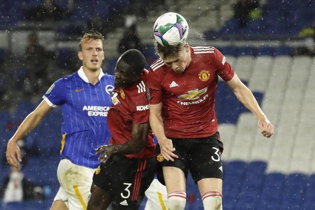 Những khoảnh khắc Man Utd tiếp tục khiến Brighton ôm hận - 5