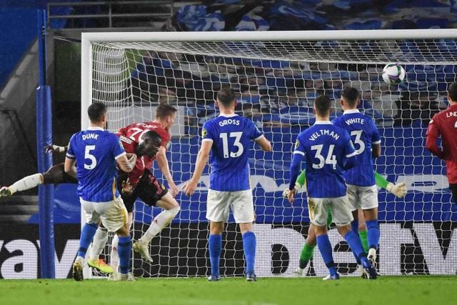 Những khoảnh khắc Man Utd tiếp tục khiến Brighton ôm hận - 7