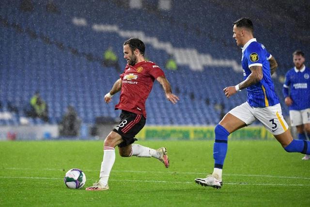 Brighton 0-3 Man Utd: Dấu ấn lớn của Mata - 3