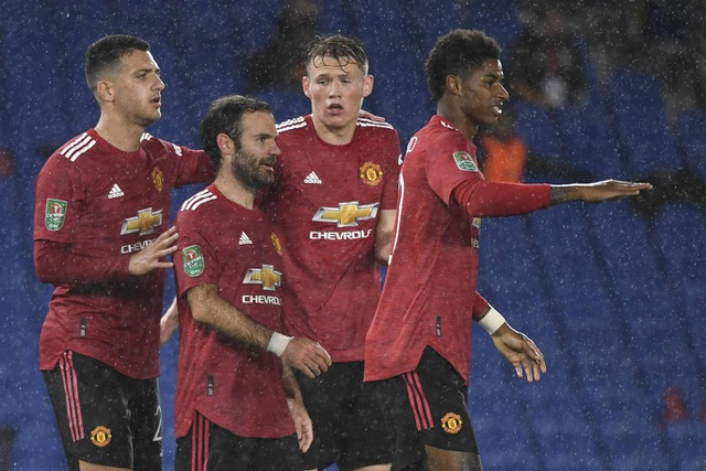 Brighton 0-3 Man Utd: Dấu ấn lớn của Mata - 1