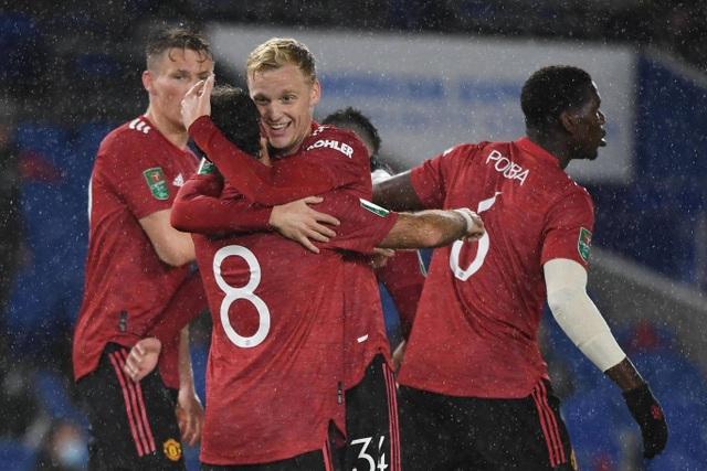 Những khoảnh khắc Man Utd tiếp tục khiến Brighton ôm hận - 12