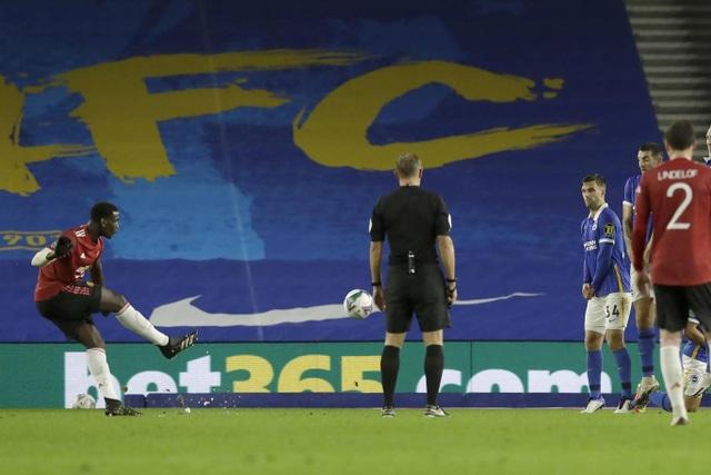 Những khoảnh khắc Man Utd tiếp tục khiến Brighton ôm hận - 13