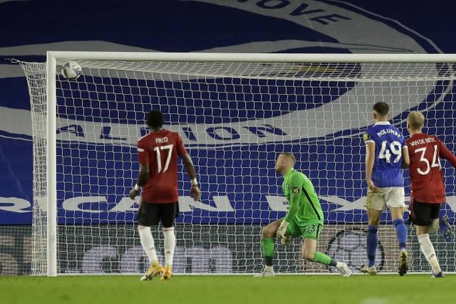 Những khoảnh khắc Man Utd tiếp tục khiến Brighton ôm hận - 14