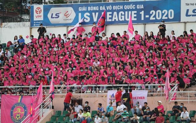 Sài Gòn FC vô địch giai đoạn 1 V-League 2020 - 10