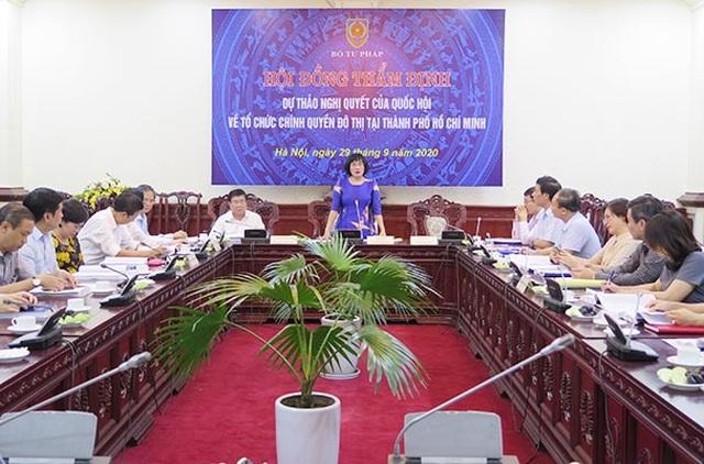 TPHCM sẽ có 19 quận, 259 phường không tổ chức HĐND - 2