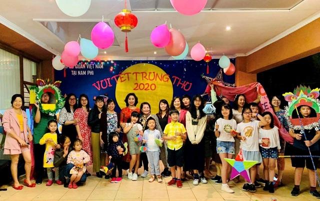 Cộng đồng người Việt ở Nam Phi vui Tết Trung thu - 1