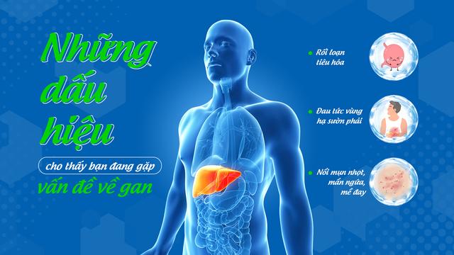 Lựa chọn phương pháp hỗ trợ duy trì chức năng gan, bảo vệ gan an toàn - 1