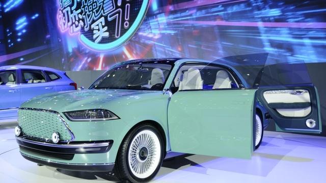 Hàng độc, hàng lạ tại triển lãm ô tô lớn nhất Trung Quốc - 15