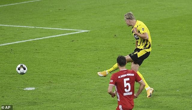 Thắng Dortmund đầy kịch tính, Bayern Munich giành Siêu Cúp Đức - 5