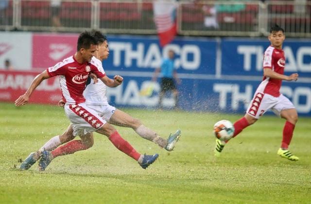 Thắng đậm CLB TPHCM, HA Gia Lai giành suất tranh ngôi vô địch V-League - 2