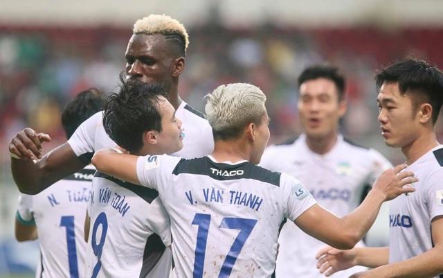 Thắng đậm CLB TPHCM, HA Gia Lai giành suất tranh ngôi vô địch V-League - 7