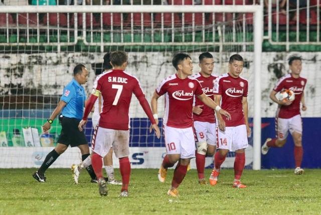 Thắng đậm CLB TPHCM, HA Gia Lai giành suất tranh ngôi vô địch V-League - 8