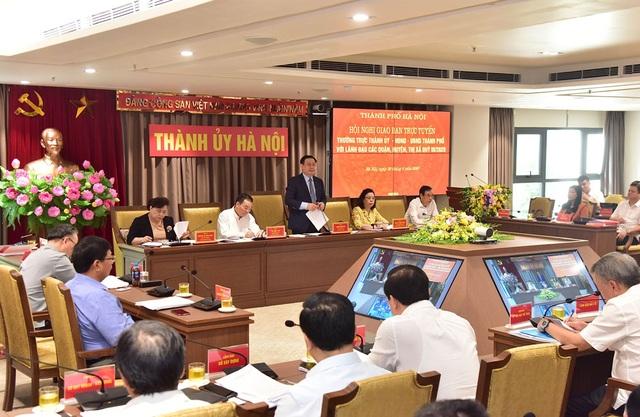 Hà Nội bố trí 28 điểm hỗ trợ các tỉnh tiêu thụ hàng Tết - 1