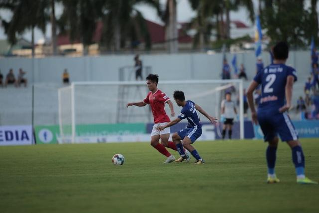 Đánh bại Quảng Nam, HL Hà Tĩnh lọt top 8 đua tranh ngôi vô địch - 4