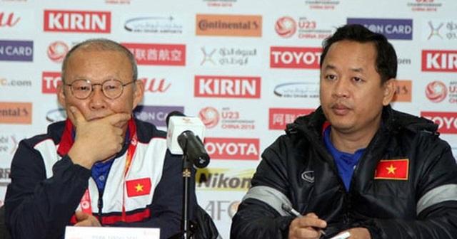 Trợ lý Lê Huy Khoa trải lòng về thầy Park trong ngày đặc biệt - 1