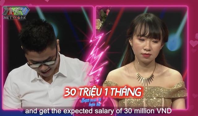 Cô gái đặt tiêu chuẩn bạn trai phải có thu nhập trên 30 triệu đồng/tháng - 2