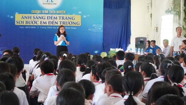 Khải Hoàn Land mang Trung thu ấm áp đến với vùng cao Đa Mi, Bình Thuận - 3