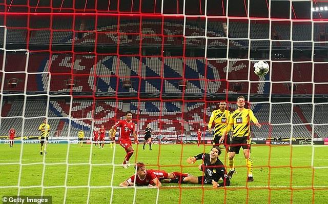 Thắng Dortmund đầy kịch tính, Bayern Munich giành Siêu Cúp Đức - 7