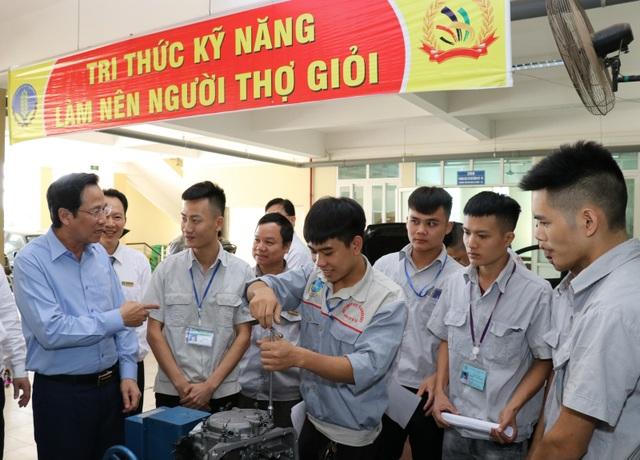 Thủ tướng chọn ngày 4/10 là Ngày Kỹ năng lao động Việt Nam - 1