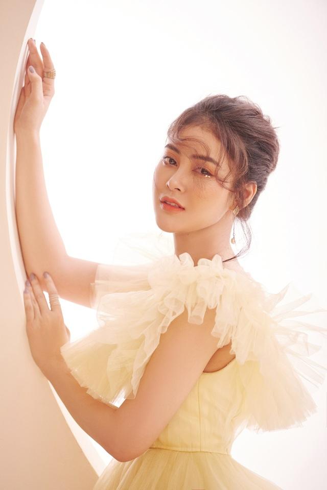 """Á hậu Lý Kim Thảo: """"Là phụ nữ, đừng để người khác sắp đặt cuộc đời mình"""" - 5"""