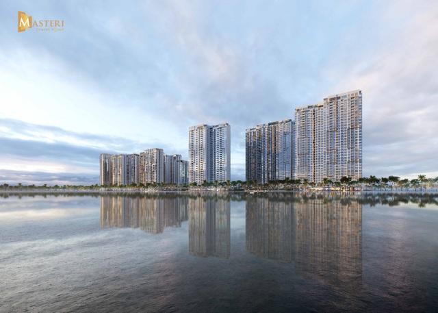 Masterise Homes mang đẳng cấp quốc tế vào dự án mới Masteri Centre Point - 1