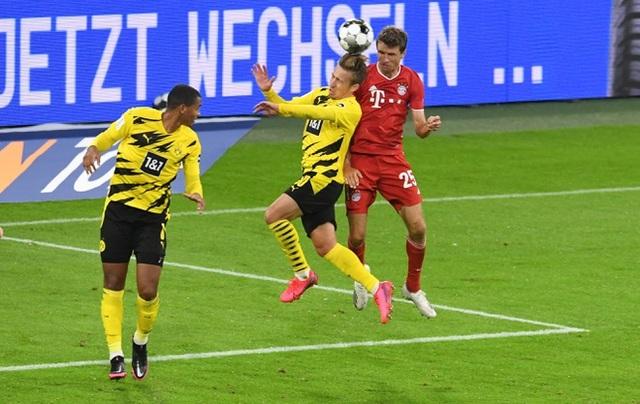 Thắng Dortmund đầy kịch tính, Bayern Munich giành Siêu Cúp Đức - 3