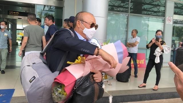 Trợ lý Lê Huy Khoa trải lòng về thầy Park trong ngày đặc biệt - 2