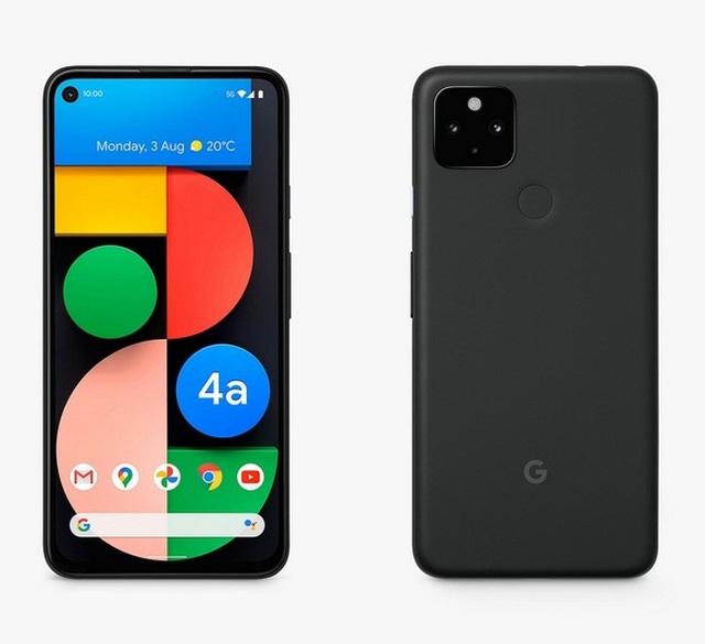 Google chính thức trình làng bộ đôi smartphone Pixel 5 và Pixel 4a 5G - 2