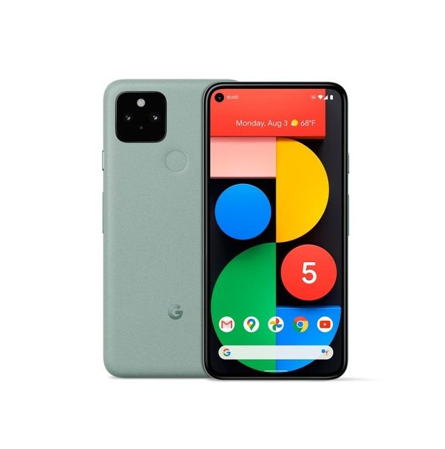 Google chính thức trình làng bộ đôi smartphone Pixel 5 và Pixel 4a 5G - 1