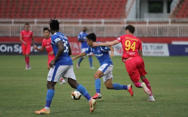 Sài Gòn FC vô địch giai đoạn 1 V-League 2020 - 4