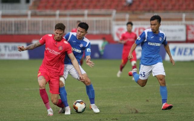 Sài Gòn FC vô địch giai đoạn 1 V-League 2020 - 5