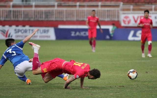 Sài Gòn FC vô địch giai đoạn 1 V-League 2020 - 3