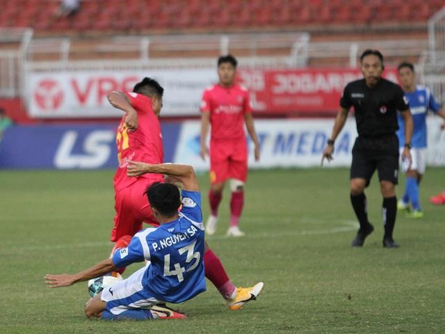 Sài Gòn FC vô địch giai đoạn 1 V-League 2020 - 9