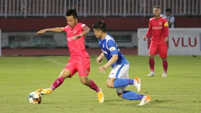 HLV Vũ Tiến Thành nói gì về ngôi vô địch giai đoạn 1 của Sài Gòn FC? - 2